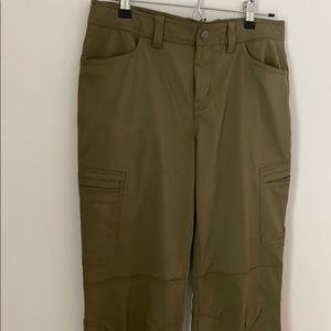 REI Co-op Cargo Hiking Camping Pants Size 8